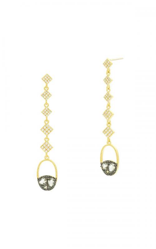 Freida Rothman Rose D'Or Earring RDYKZGE17-14K product image