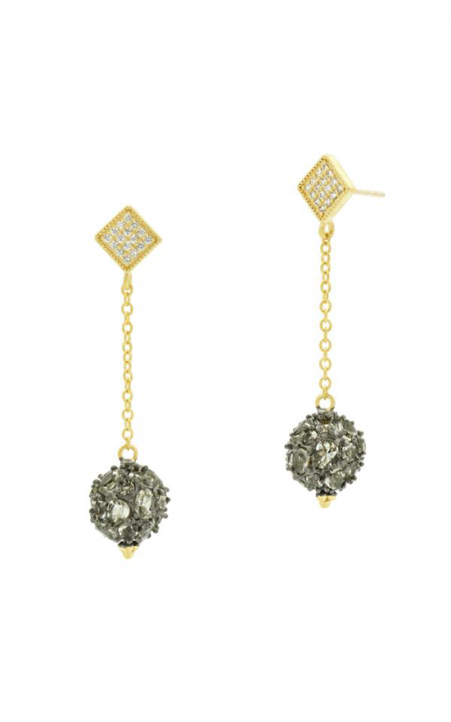 Freida Rothman Rose D'Or Earring RDYKZGE18-14K product image