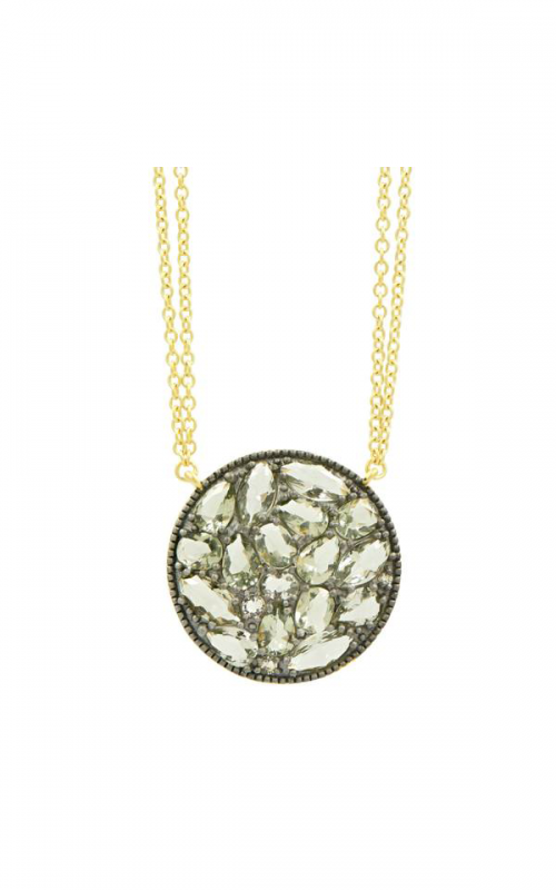 Freida Rothman Rose D'Or Necklace RDYKGN19-16E product image