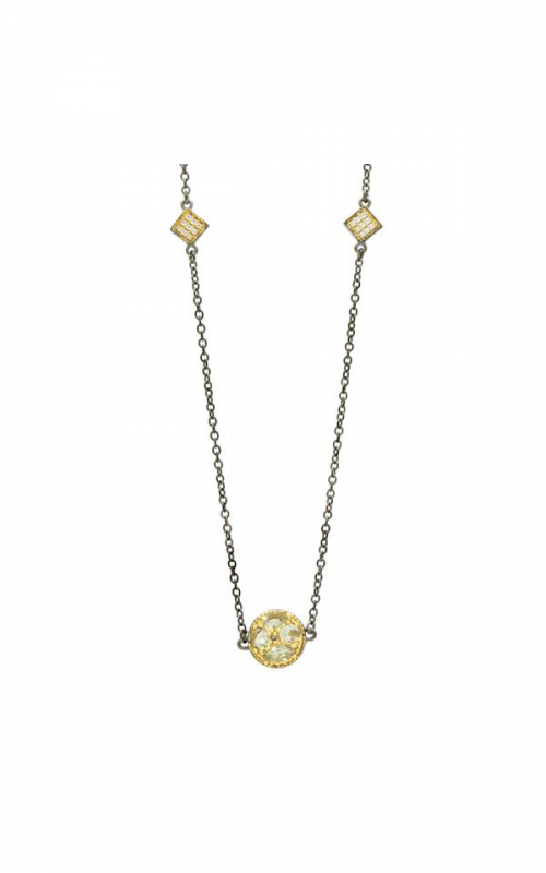 Freida Rothman Rose D'Or Necklace RDYKZGN23-36 product image