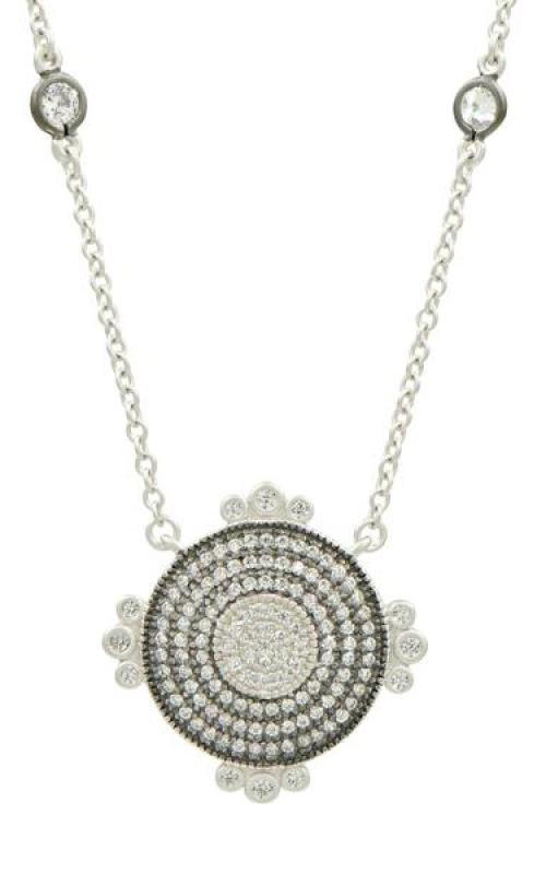 Freida Rothman FR Signature Necklace PRZ070431B-16E product image