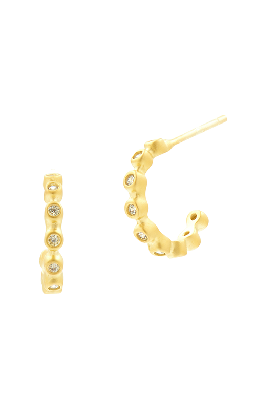 Freida Rothman FR Signature Earrings YZE020293B-14K product image