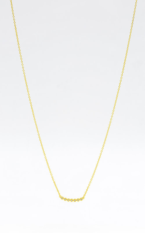 Freida Rothman FR Signature Necklace YZ070343B-16E product image
