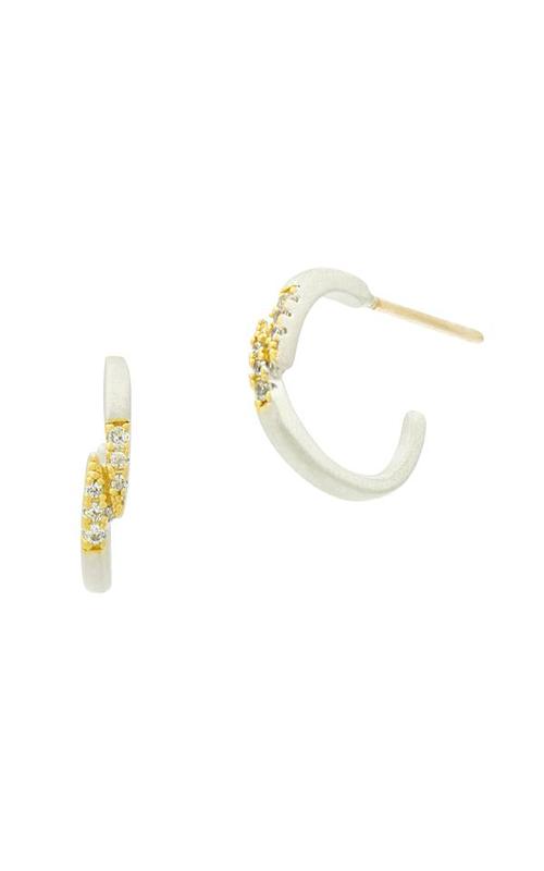 Freida Rothman Fleur Bloom Earrings VFPYZE27-14K product image