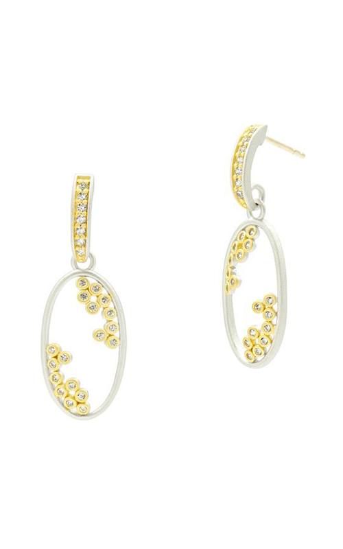 Freida Rothman Fleur Bloom Earrings VFPYZE29-14K product image