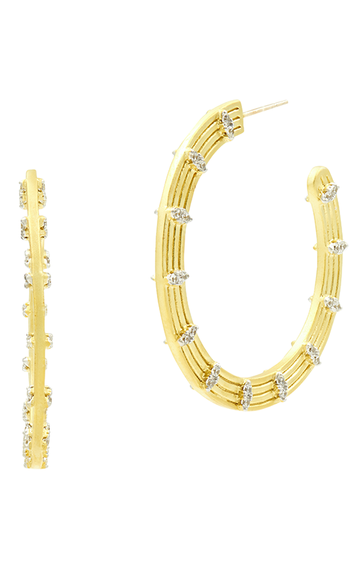 Freida Rothman Fleur Bloom Empire Earrings FBPYZE42 product image