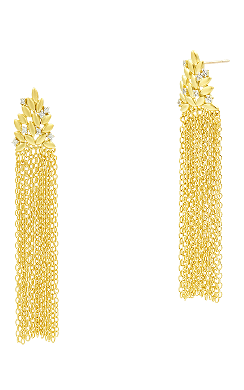 Freida Rothman Fleur Bloom Empire Earrings FBPYZE52 product image