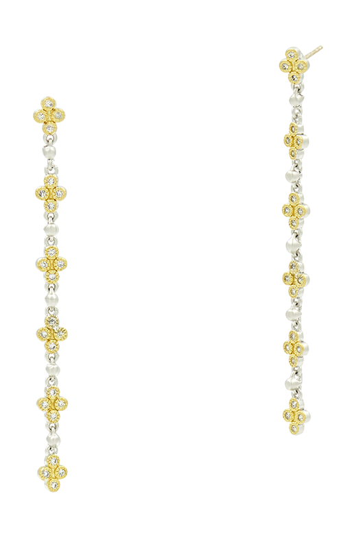 Freida Rothman Fleur Bloom Empire Earrings FBPYZE59 product image