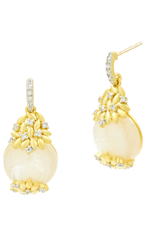 Freida Rothman Fleur Bloom Empire Earrings FBPYZMPE41 product image