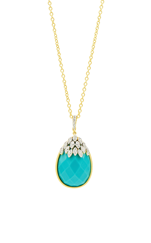 Freida Rothman Fleur Bloom Empire Necklace FBPYZTQN51 product image