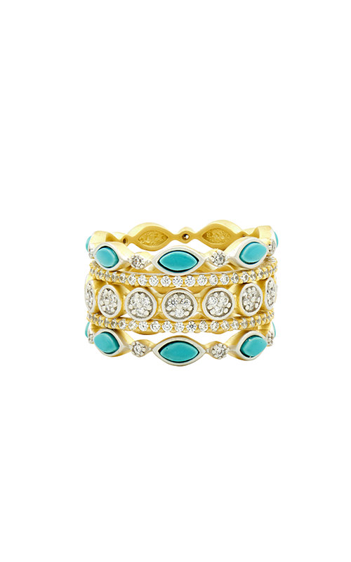 Freida Rothman Fleur Bloom Empire Fashion ring FBPYZTQR49 product image