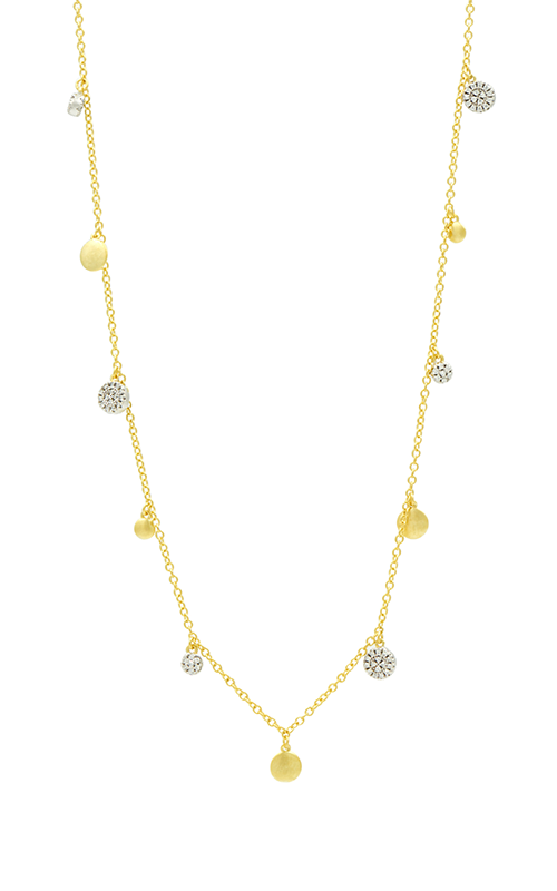 Freida Rothman Fleur Bloom Empire Necklace FBPYZN40 product image