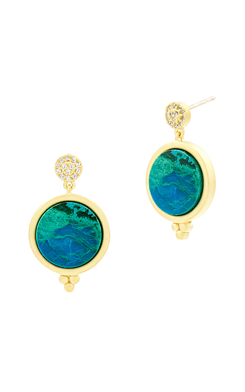 Freida Rothman Harmony Earrings HAYZCE07-14K product image