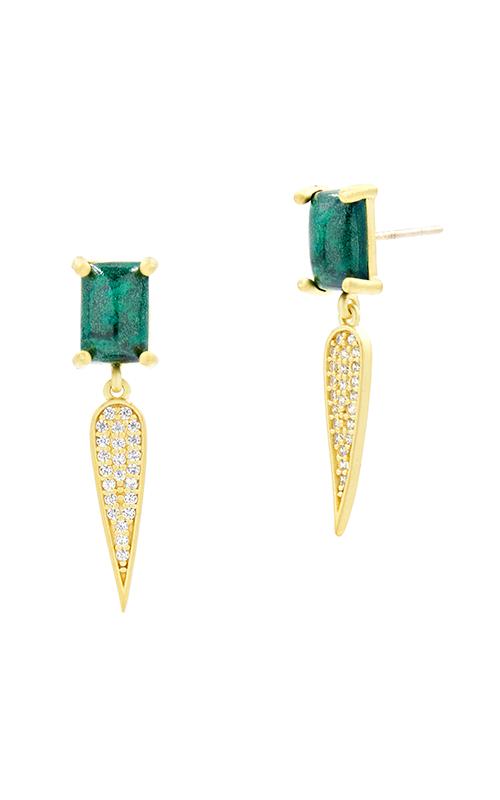 Freida Rothman Harmony Earrings HAYZCE08-14K product image