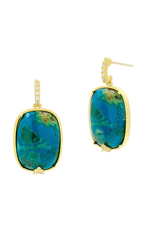 Freida Rothman Harmony Earrings HAYZCE14-14K product image