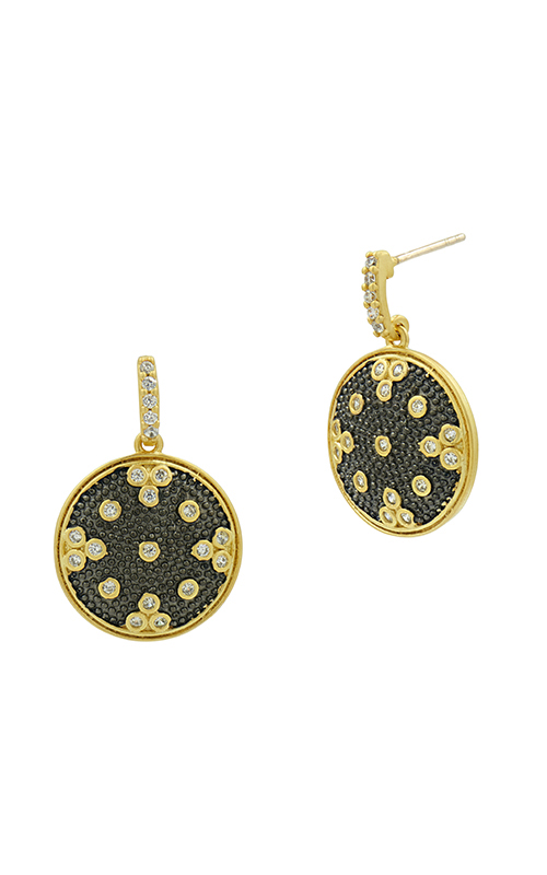 Freida Rothman FR Signature Earrings YRZE020373B-14K product image