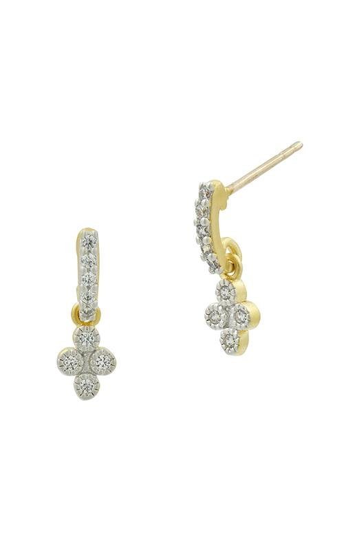 Freida Rothman FR Signature Earrings VFPYZE14-14K product image