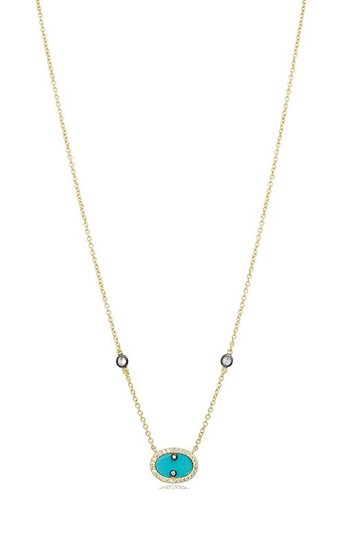 Freida Rothman FR Signature Necklace YRZ070187B-TQ-16E product image