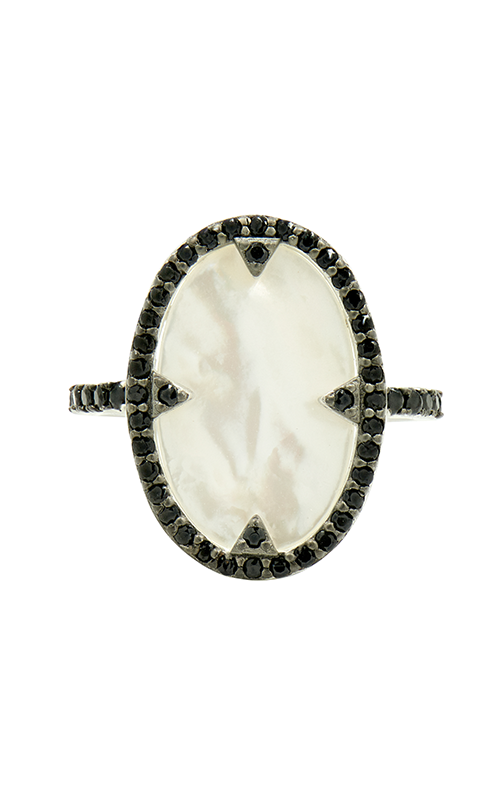 Freida Rothman Industrial Finish Fashion ring IFPKMR44-6 product image