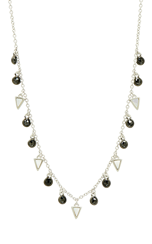 Freida Rothman Industrial Finish Necklace IFPKMN45-1-16E product image