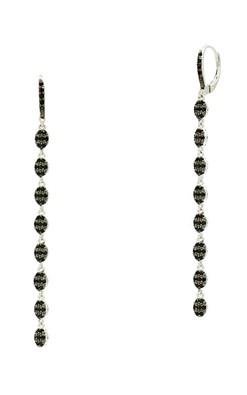 Freida Rothman Industrial Finish Earrings IFPKZBKE53 product image
