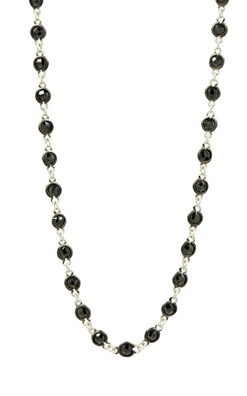 Freida Rothman Industrial Finish Necklace PR070249B-BK-36 product image