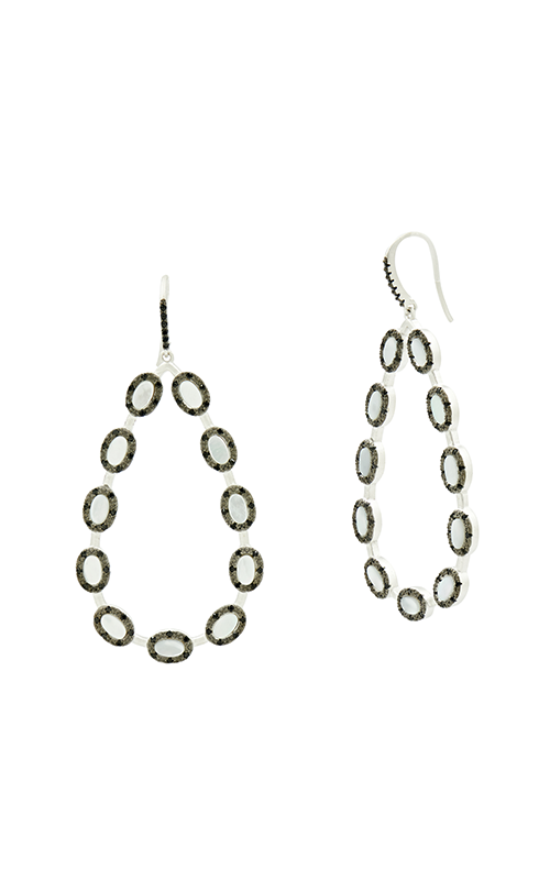 Freida Rothman Industrial Finish Earrings IFPKZME57 product image