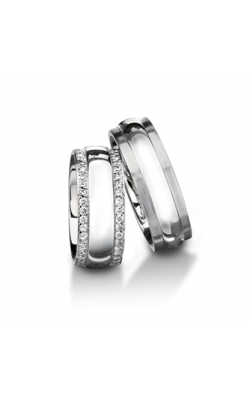 Furrer Jacot One Colour Wedding band 71-28750-0-0 product image