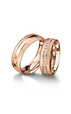 Furrer Jacot One Colour Wedding band 71-26280-0-0 product image