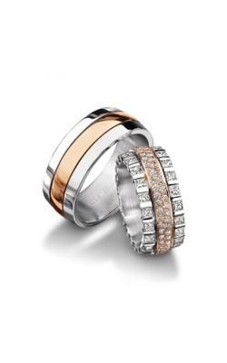 Furrer Jacot Multi-Coloured Wedding band 62-52860-0-0 product image