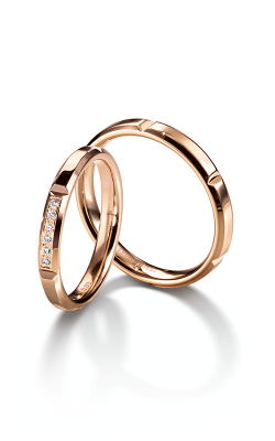 Furrer Jacot One Colour Wedding Band 71-84240-0-0 product image