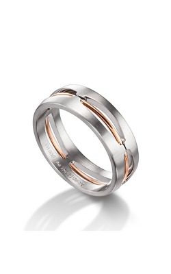 Furrer Jacot Men's Wedding Bands Wedding Band 71-28790-0-0 product image