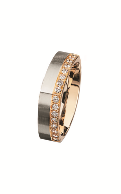 Furrer Jacot Multi-Coloured Wedding Band 62-52210 product image
