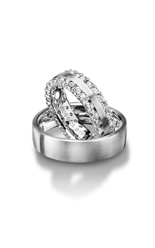 Furrer Jacot One Colour Wedding band 71-26800-0-0 product image
