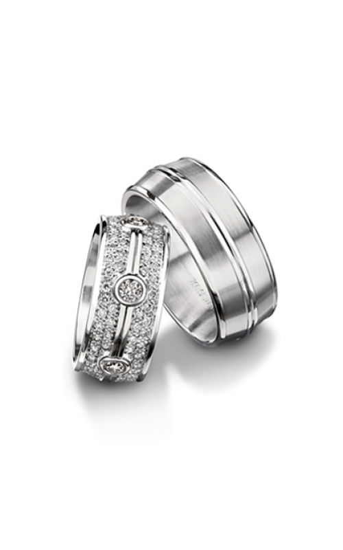 Furrer Jacot One Colour Wedding band 71-26870-0-0 product image
