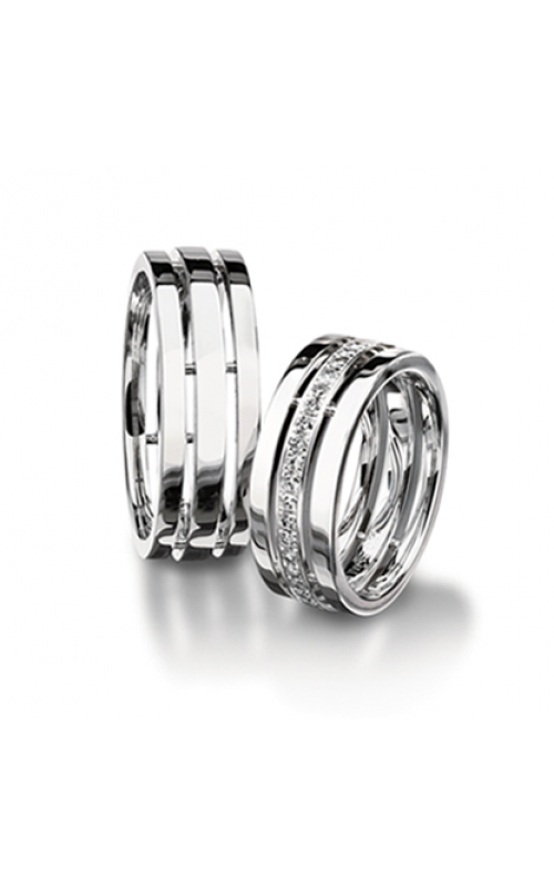 Furrer Jacot One Colour Wedding band 71-26470-0-0 product image