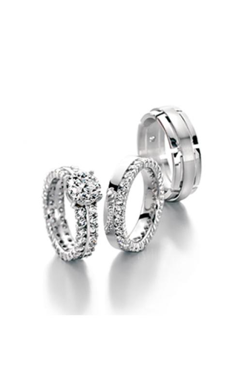 Furrer Jacot Glamoureux Engagement ring 53-66242-0-0 product image