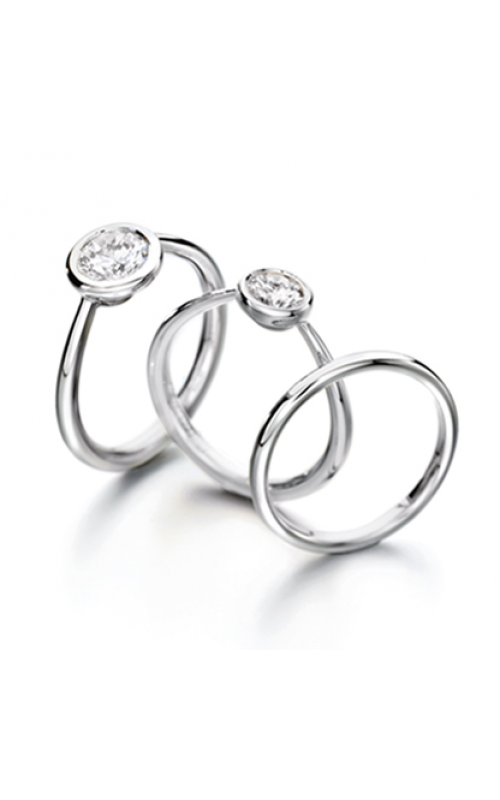 Furrer Jacot Glamoureux Engagement ring 53-66531-0-0 product image