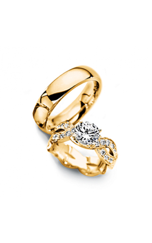 Furrer Jacot Glamoureux Engagement ring 53-66400-0-0 product image