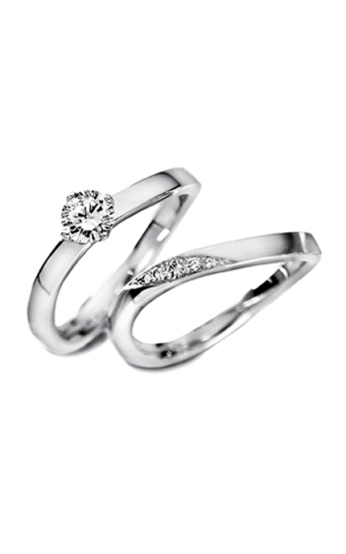 Furrer Jacot One Colour Engagement ring 71-82400-0-0 product image