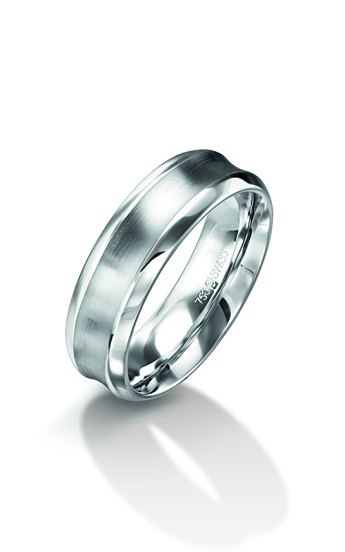Furrer Jacot Men's Wedding Bands Wedding band 71-26550-0-0 product image