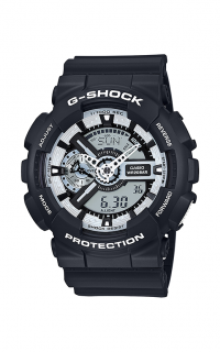 G-Shock Analog-Digital GA110BW-1A