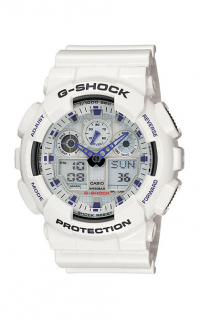 G-Shock Analog-Digital GA100A-7A