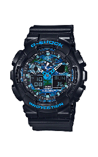 G-Shock Analog-Digital GA100CB-1A