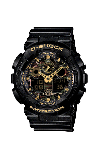 G-Shock Analog-Digital GA100CF-1A9