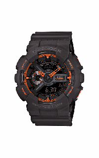 G-Shock Analog-Digital GA110TS-1A4
