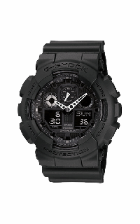 G-Shock Analog-Digital GA100-1A1