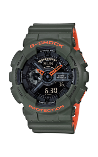 G-Shock Analog-Digital GA110LN-3A