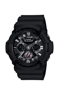 G-Shock Analog-Digital GA201-1A