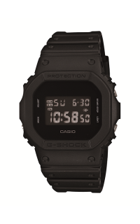 G-Shock Digital DW-5600BB-1